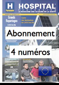 Abonnement Europe