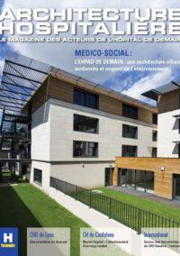 Couverture Architecture Hospitalière 13 : EHPAD Marguerite Dethel